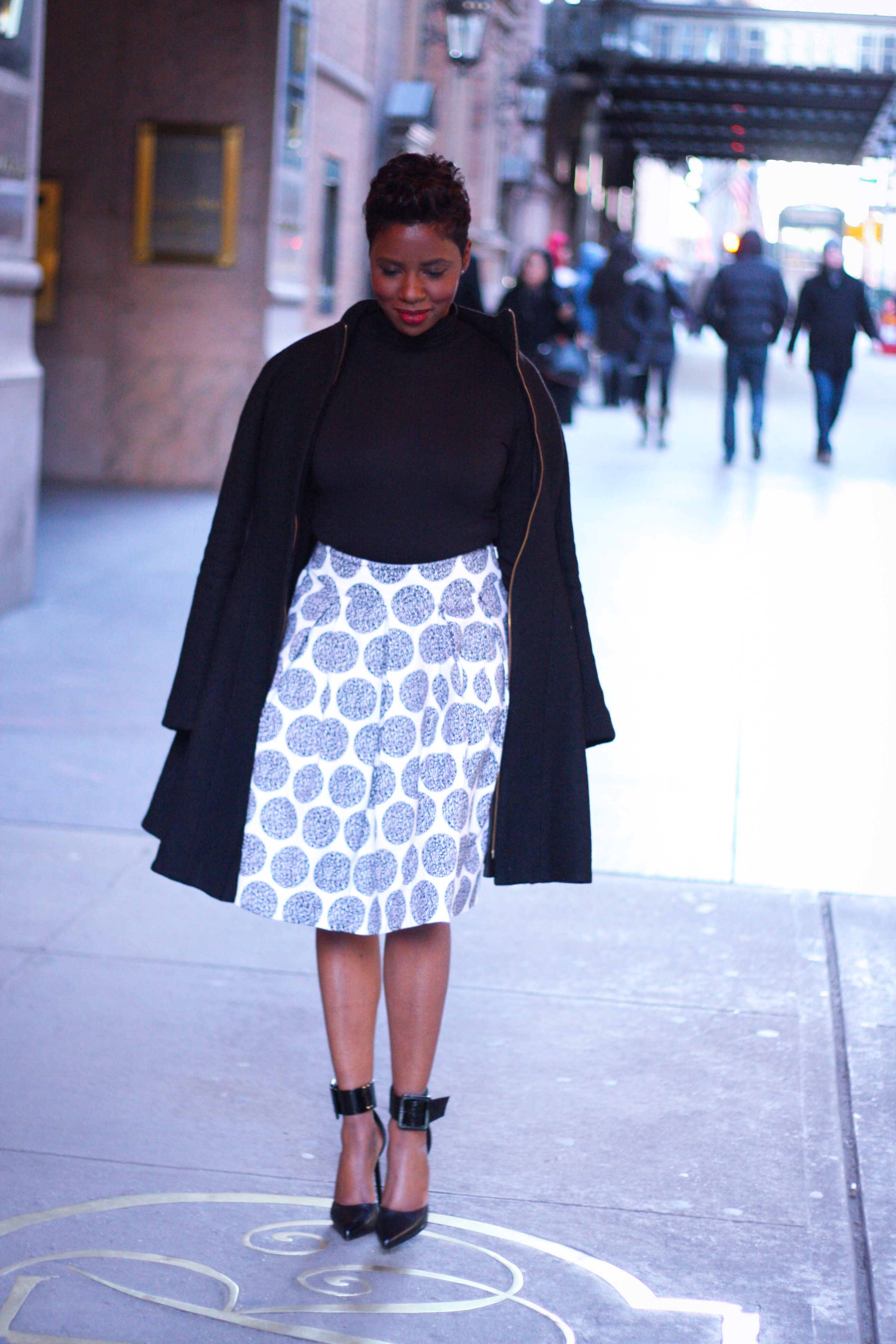 Galentines Day Outfit NYC Fashion Blogger